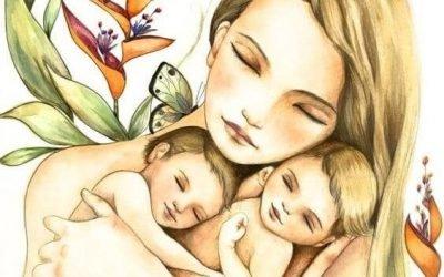 «La maternidad, un terremoto en el alma»