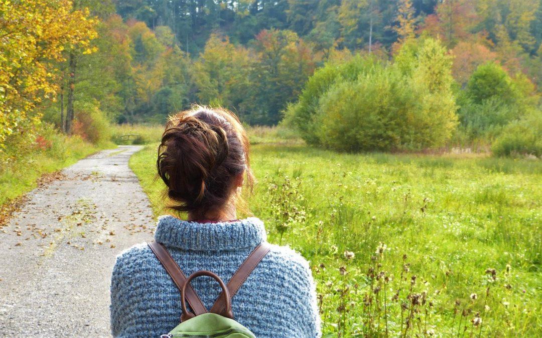 Mindfulness y Senderismo en familia